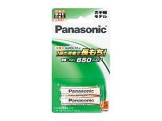 長持ちするエボルタ Panasonic パナソニック EVOLTA BK-4LLB 充電式エボルタ単4形 お手軽モデル 2本パック セール開催中最短即日発送 お買い得品 2B 低容量