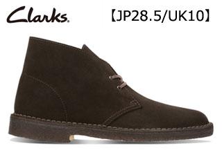 Clarks/クラークス 【在庫限り】26107879 DESERT BOOT デザートブーツ メンズ 【JP28.0/UK10】(ブラウンスエード) 掲載商品は他店舗でも同時販売しております。売り切れの際はご容赦ください。
