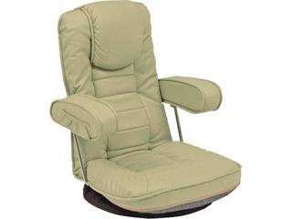 HAGIHARA/ハギハラ【メーカー直送代引不可】 【Legless Chair】座椅子 LZ-1081LGY 【同梱不可】 【沖縄・北海道・離島お届け不可/土日配送・配送時間指定不可】