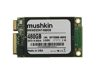 mushkin 高速SSD SATA3.0対応 mSATA 480GB MKNSSDAT480GB