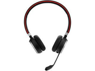 GNオーディオ PC向けステレオワイヤレスヘッドセット Microsoft Lync認定 Jabra EVOLVE 65 MS Stereo 6599-823-309