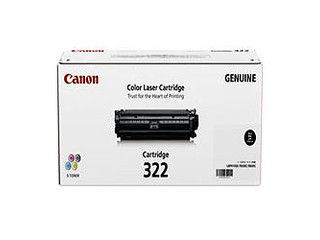 CANON/キヤノン CRG-322BLK トナーカートリッジ322 ブラック