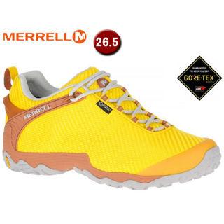 MERRELL/メレル ■M36479 カメレオン7 ストーム ゴアテックス ハイキングシューズ メンズ【26.5cm】(ダンディライオン)