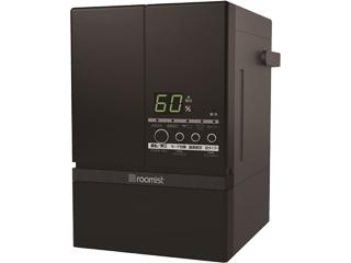 三菱重工 SHE60SD(K) roomist(ルーミスト)スチームファン蒸発式加湿器 ブラック おもに10畳用