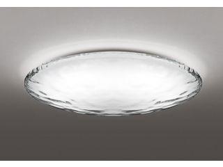 ODELIC OL291349BC LEDシーリングライト アクリル透明/乳白【~8畳】【Bluetooth 調光・調色】※リモコン別売