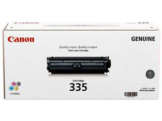 CANON/キヤノン トナーカートリッジ335BK ブラック 8673B001