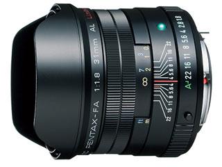 PENTAX/ペンタックス smc PENTAX-FA31mmF1.8AL Limited (ブラック) 【お得なセットもあります】 【pentaxlenscb】