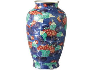 うつぎ 10寸肩丸花瓶  569152