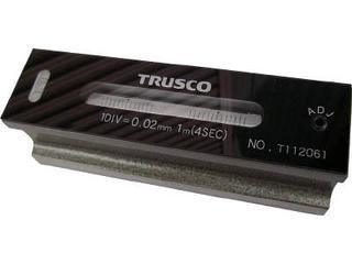 TRUSCO/トラスコ中山 平形精密水準器 B級 寸法300 感度0.05 TFL-B3005