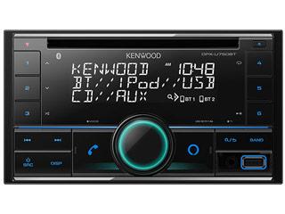 KENWOOD/ケンウッド DPX-U750BT CD/USB/iPod/Bluetoothレシーバー