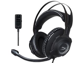 キングストンテクノロジー ゲーミングヘッドセット for PC&PS4 HyperX Cloud Revolver HX-HSCR-GM ガンメタル