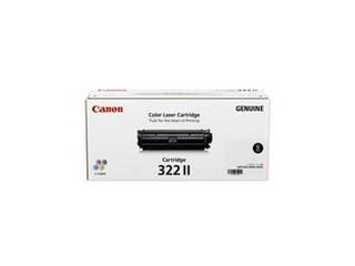 CANON/キヤノン CRG-322IIBLK トナーカートリッジ322II ブラック
