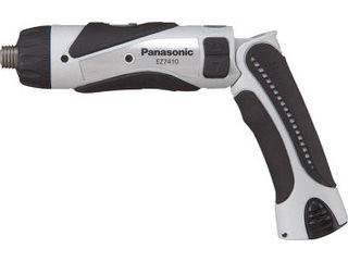 Panasonic/パナソニック 充電スティックドリルドライバー 3.6V グレー ケース付 EZ7410LA2SH1