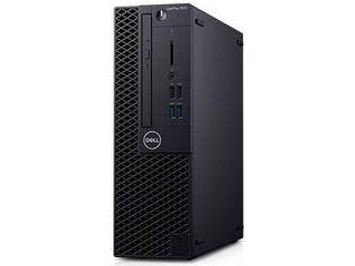 DELL デル デスクトップPC OptiPlex 3070 SFF(Win10Pro/4GB/Celeron G4930/1TB/SuperMulti/1年保守/Officeなし) 単品購入のみ可(取引先倉庫からの出荷のため) クレジットカード決済 決済のみ