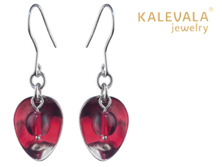 KALEVALA jewelry/カレワラジュエリー Mountain Berry (マウンテンベリー) フックタイプピアス 2669050PUNK
