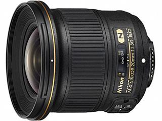 Nikon/ニコン AF-S NIKKOR 20mm f/1.8G ED  単焦点レンズ