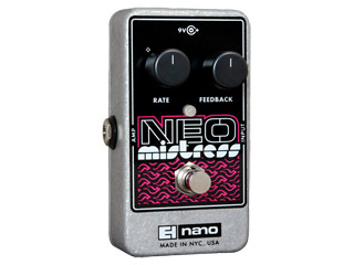 【納期にお時間がかかります】 electro harmonix/エレクトロハーモニクス Neo Mistress フランジャー エフェクター 【国内正規品】