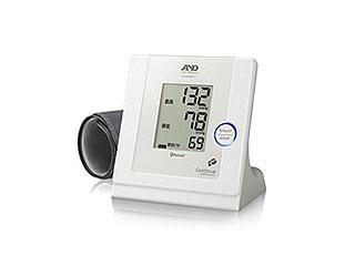 A&D/エー・アンド・デイ UA-851PBT-C-W Bluetooth内蔵 パーソナル血圧計 (白)