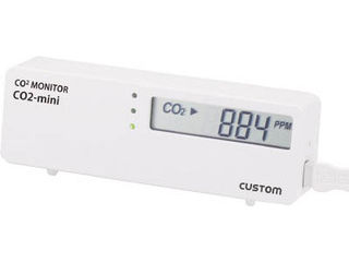 CUSTOM/カスタム 【納期未定】CO2モニター CO2-MINI
