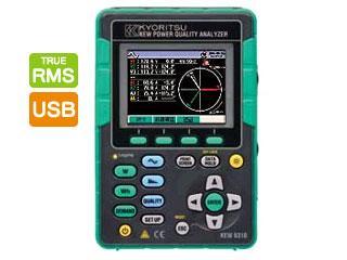 KYORITSU/共立電気計器 電源品質アナライザ 6310 電力計