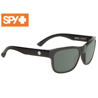 SPY/スパイ 673469038863 HUNT [フレーム:BLACK] (レンズ:Happy Gray Green)