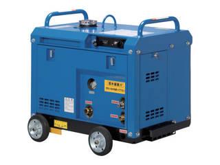【組立・輸送等の都合で納期に1週間以上かかります】 TSURUMI/鶴見製作所 【代引不可】高圧洗浄機 エンジンシリーズ(防音タイプ) HPJ-5ESM