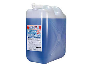 KOGA/古河薬品工業 【代引不可】KYK 住宅用凍結防止剤凍ランブルー20L 41-201