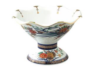 かや菊 盛鉢(大)  569169