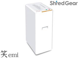 SAKAE/サカエ メーカー在庫限り ShredGear マクロカットシュレッダー マイクロカット2×10mm 最大A4 10枚 笑 emi10 ※沖縄・北海道・九州・離島注文不可・配送時間指定不可
