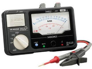 HIOKI/日置電機 メグオームハイテスタ IR4032-11