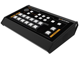 AVMATRIX VS0601 スケーラー搭載 6入力ポータブルマルチスイッチャー