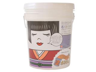 オンザウォール ひとりで塗れるもん(室内用塗り壁材) ぬりこ(こけむらさき) 22Kg 550175