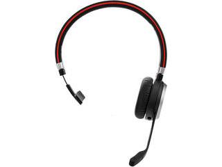 GNオーディオ PC向けモノラルワイヤレスヘッドセット(片耳タイプ) Jabra EVOLVE 65 UC Mono 6593-829-409 【納期にお時間がかかります】