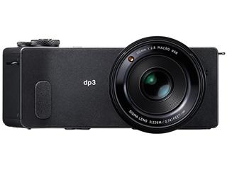 SIGMA/シグマ SIGMA dp3 Quattro 超広角カメラ