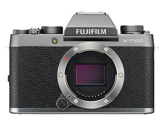 FUJIFILM/フジフイルム F X-T100-DS(ダークシルバー) FUJIFILM X-T100 ボディ