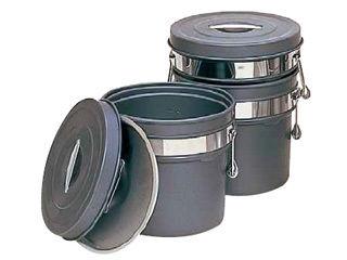 オオイ金属 段付二重食缶(内外超硬質ハードコート)/245-H (6l)