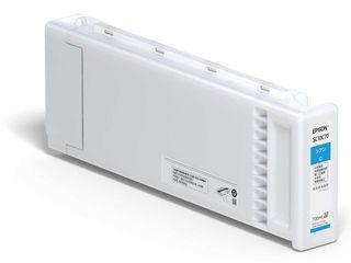 EPSON/エプソン SureColor用 インクカートリッジ/700ml(シアン) SC10C70