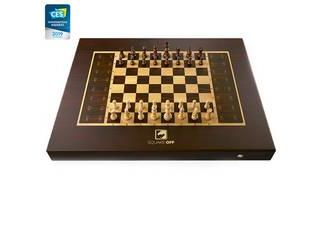 FOX Square Off - Grand Kingdom Set(スクエアオフチェスセット) SQF-GKS-023 ・オンライン対局チェス(駒は自動で動きます) ・IoT玩具