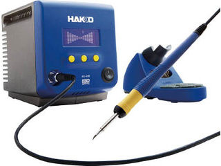 HAKKO/白光 ハッコーFX-100 100V 2極接地型プラグ FX100-81