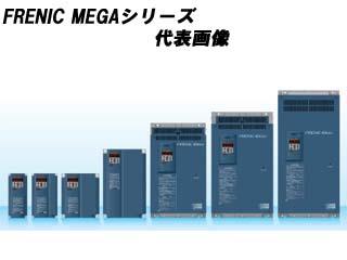 Fe/富士電機 【代引不可】FRN0.4G1S-2J インバータ FRENIC MEGA 【0.4kw 3相200V】