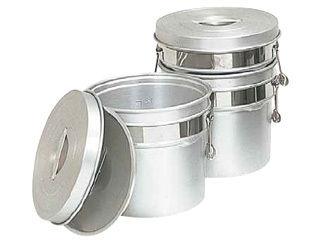 オオイ金属 アルマイト段付二重食缶/249R (14l)