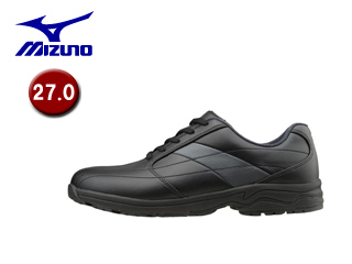 mizuno/ミズノ B1GC1620-09 メンズウォーキングシューズ LD CA3 【27.0】 (ブラック)
