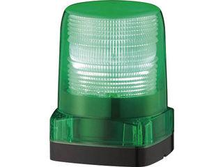 PATLITE/パトライト LEDフラッシュ表示灯 LFH-24-G