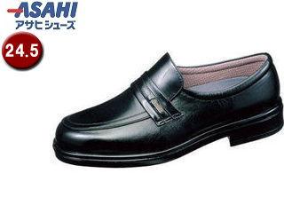 ASAHI/アサヒシューズ AM31261 TK31-26 通勤快足 メンズ・ビジネスシューズ【24.5cm・4E】 (ブラック)