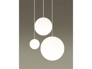 Panasonic/パナソニック LGB19371WF LED(電球色)吹き抜け用シャンデリア MODIFY ホワイト【S・M・Lサイズ】【~4.5畳】