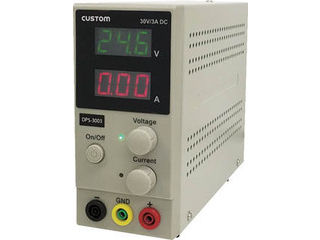 CUSTOM/カスタム 直流安定化電源 DPS-3003