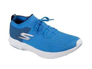 SKECHERS/スケッチャーズ GO RUN 6 (BLU)BLUE/27.5cm