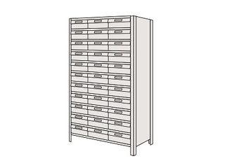 SAKAE/サカエ 【代引不可】物品棚LEK型樹脂ボックス LEK1110-30T