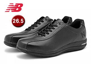 NewBalance/ニューバランス MW863-BK2-2E トラベルウォーキングシューズ メンズ 【26.5】【2E(標準)】(ブラック)