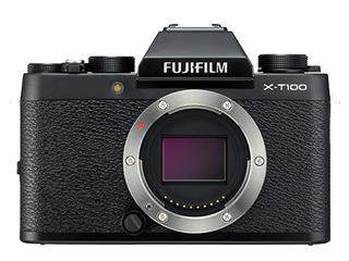 FUJIFILM/フジフイルム F X-T100-B(ブラック) FUJIFILM X-T100 ボディ